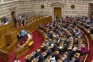 Βουλή: Επίσημη «πρώτη» για την ηλεκτρονική ψηφοφορία -Σε πόση ώρα βγήκε το αποτέλεσμα [εικόνες]