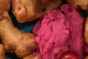 Η συνταγή της ημέρας: Μπακαλιάρος τηγανητός με σκορδαλιά!