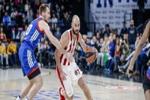 Euroleague: «Κλειδώνει» το πλεονέκτημα έδρας ο Ολυμπιακός