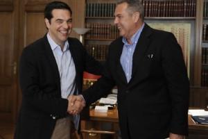 Συνάντηση Τσίπρα - Καμμένου: Άρση παρεξηγήσεων ή επικείμενη ρήξη;