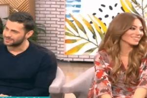 Ο Βασάλος ρώτησε on air την Σκορδά για τον γάμο της με τον Λιάγκα! Τα γέλια και η αμηχανία της παρουσιάστριας!