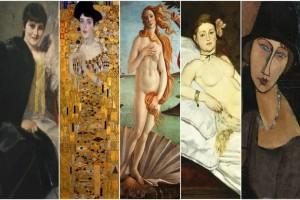 Ιστορίες γυναικών μέσα από τους ποιο διάσημους πίνακες που τις απεικονίζουν!