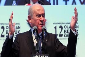 Εμπρηστικές δηλώσεις Μπαχτσελί: «Οι ανεύθυνοι Έλληνες πολιτικοί τρίζουν τα δόντια»!