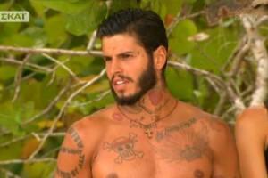 "Survivor 2: Ξεσπάθωσε ο Νικόλας Αγόρου κατά των Διάσημων! - Το ανελέητο ""κάρφωμα"" για τους απανωτούς τραυματισμούς! (video)"