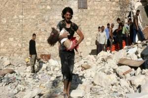 Η φωτογραφία της ημέρας: ΗΠΑ, Γαλλία και Βρετανία χτύπησαν την Συρία!