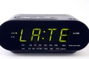 Αργείς συνέχεια; 10 συμβουλές για εσάς που δεν είστε ποτέ στην ώρα σας!