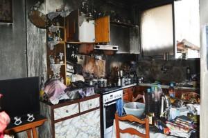 Τραγωδία στην Ζάκυνθο: Έπιασε φωτιά η κουζίνα της και πνίγηκε από τους καπνούς! (photos)