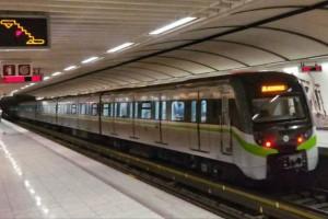 Κλειστός σταθμός του μετρό: Δείτε τι συνέβη!