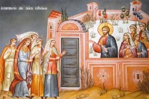 Η φωτογραφία της ημέρας: Την Μεγάλη Δευτέρα η Εκκλησία θυμάται τον Ιωσήφ τον Πάγκαλο και το γεγονός της άκαρπης συκιάς που ξεράθηκε, όταν ο Κύριος την καταράστηκε