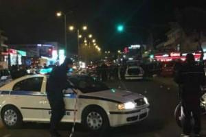 Νεκρός ο άνδρας που «γάζωσαν» με 8 σφαίρες στους Αγίους Αναργύρους (photo &video)