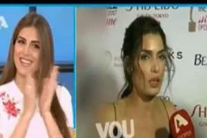 Επιτέλους! Η Τόνια Σωτηροπούλου παραδέχτηκε on camera την σχέση της με τον Κωστή Μαραβέγια! (Video)