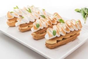 Lemon Pie Εκλέρ: Η συνταγή του MasterChef που αγαπήσαμε!