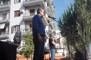 Σάλος με βουλευτή της Ένωσης Κεντρώων! - Φώναζε σε συλλαλητήριο του ΠΑΟΚ: «Να καεί η που@@@@ η Βουλή» (Video)