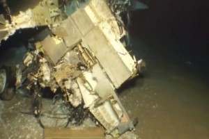 Ερευνητικό σκάφος στο σημείο όπου έπεσε το Mirage 2000-5! (Video)