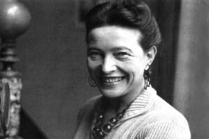 Σαν σήμερα στις 14 Απριλίου το 1986 πέθανε η Σιμόν Ντε Μποβουάρ!