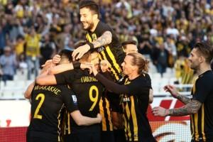 Πρωταθλήτρια Ελλάδος η ΑΕΚ!