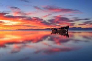 Η φωτογραφία της ημέρας: Ηλιοβασίλεμα στην Μοτουέκα της Νέας Ζηλανδίας!