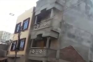 Συγκλονιστικό βίντεο: Τριώροφο κτίριο κατέρρευσε λόγω… αρουραίων!