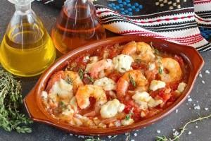 Ο απόλυτος μεζές: Φτιάξτε υπέροχες γαρίδες σαγανάκι!