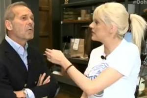 Τα'πε και ησύχασε! Η επική αντίδραση του Πέτρου Κωστόπουλο όταν τον ρώτησαν για τον χωρισμό της Μπαλατσινού! (video)
