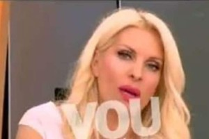 Ελένη Μενεγάκη: Δεν άντεξε τον συνεργάτη της και τον έβρισε on air! «Γελοίος είσαι εσύ!» (Video)