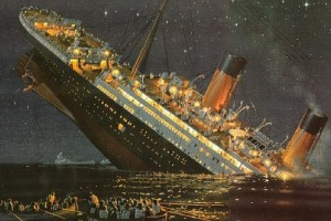 Σαν σήμερα στις 15 Απριλίου το 1912 βυθίστηκε ο Τιτανικός!