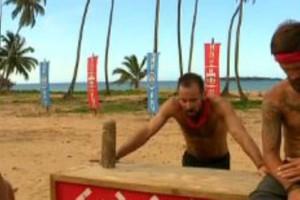 "Survivor 2: ""Βρίστε με σαν... τα γαϊδούρια!"" - Γιατί κατέβασε το κεφάλι ο εκρηκτικός Χάρος; (video)"