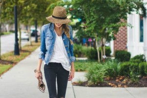 15 tips για να φορέσεις το denim jacket σου...αλλιώτικα (video)