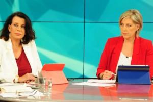 Επική γκάφα: Παρουσιάστρια της ΕΡΤ καλωσόρισε τους τηλεθεατές σε άλλη εκπομπή!