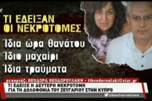 Εξετάστηκε από 3 ιατροδικαστές ο 15χρονος για το έγκλημα στη Κύπρο! Τα νέα στοιχεία για την δολοφονία του ζευγαριού! (video)