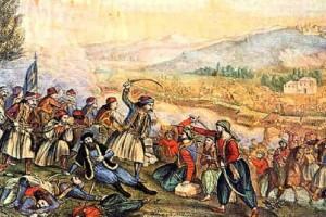 Σαν σήμερα στις 14 Απριλίου το 1821 έγινε η Μάχη του Λεβιδίου!