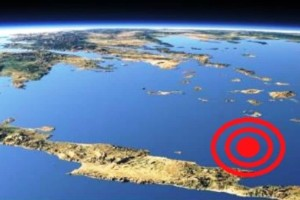 """Κρήτη: Ισχυρή σεισμική δόνηση """"ταρακούνησε"""" το νησί!"""