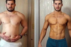 Απίστευτο: Έχασε 20 κιλά μέσα σε 3 μήνες και έγινε πραγματικά αγνώριστος (video)