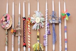 Πώς να αξιοποιήσεις με τον πιο δημιουργικό τρόπο τις λαμπάδες που σου έμειναν από το Πάσχα!