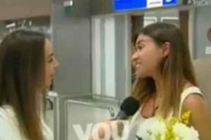 Survivor Panorama: Η πρώτη εμφάνιση της Όλγας Φαρμάκη μετά την αποχώρησή της! (Video)
