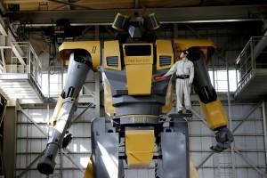 Απίθανη κατασκευή: To ρομπότ-γίγαντας στην Κίνα! (Video)