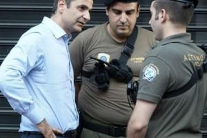 Ο Μητσοτάκης αποδεσμεύει αστυνομικούς της ΔΙΑΣ από τη φύλαξη της ΝΔ