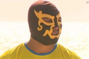 Survivor 2: Luchador! Ο μασκοφόρος των Κολομβιάνων που προκάλεσε εντύπωση στον Σάκη Τανιμανίδη! Γιατί φοράει τη μάσκα; (video)