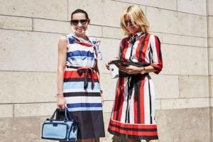 Πες «ναι» στα ριγέ φορέματα! Aναβάθμισε το look σου με το πιο hot trend κομμάτι της σεζόν!