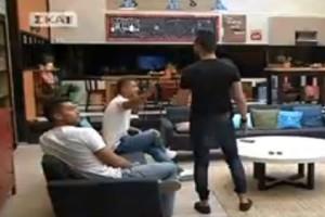 Power of Love: Χαμός στο σπίτι! Κόντεψαν να πιαστούν στα χέρια! (video)