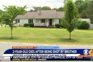 Τραγωδία: 4χρονος πέρασε το όπλο για παιχνίδι και σκότωσε τον 2χρονο αδελφό του
