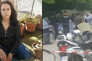 Έγκλημα στα Τρίκαλα: Θρήνος και οργή στην κηδεία της 45χρονης!