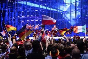 Η φωτογραφία της ημέρας: Ο μεγάλος τελικός της Eurovision!