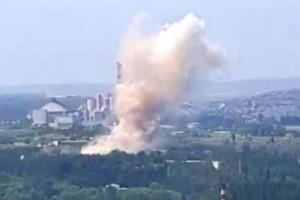Άγκυρα: Ένας νεκρός και τέσσερις τραυματίες από έκρηξη σε εργοστάσιο στα προάστια