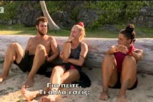 "Survivor 2: Έξαλλοι οι Διάσημοι με τον Πάνο Θεοδώρου! - ""Εννοείται ότι δεν θα το άφηνα έτσι!"" (video)"