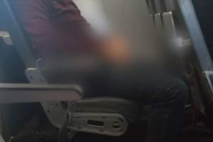 Αδιανόητο περιστατικό: Μεθυσμένος επιβάτης ούρησε μέσα στην καμπίνα αεροπλάνου (video)