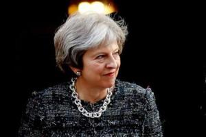 Βρετανία: Απογοητευμένη η Μέι από την ακύρωση της συνάντησης Τραμπ - Κιμ