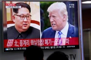 Ο Τραμπ ακύρωσε τη συνάντησή του με τον Κιμ Γιονγκ Ουν!