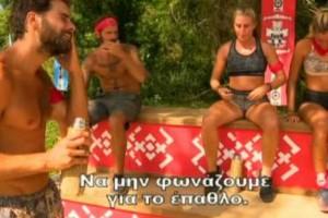 """Survivor 2: Stop! Τους έκοψε τη φόρα ο Μιχάλης Μουρούτσος! - """"Είπα όχι!"""" (video)"""