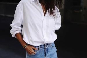 10 τρόποι για να φορέσεις ένα απλό λευκό t-shirt  (video)